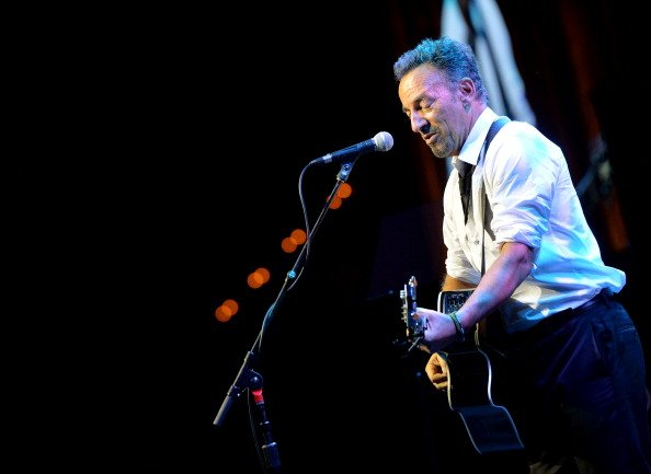 how to sing like bruce springsteen