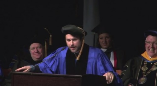 Charlie Day Commencement