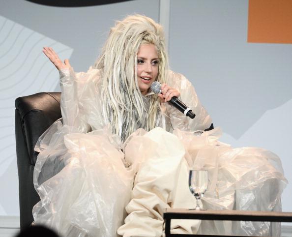 Keynote: Lady Gaga - 2014 SXSW Music, Film + Interactive