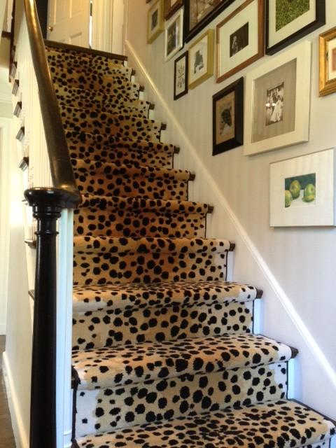 Cheetah Stairs