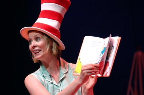 Cynthia Nixon & TheatreworksUSA's Present A Special Reading