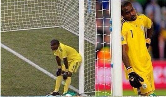 Nigeria Goalkeeper 2