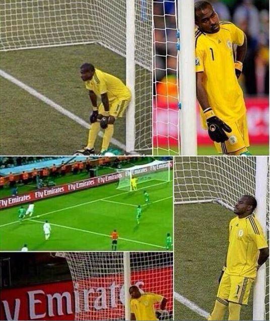 Nigeria Goalkeeper