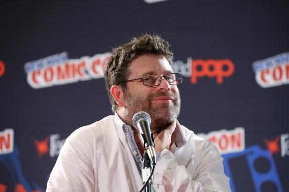 Nickelodeon's Teenage Mutant Ninja Turtles Emerge At NY Comic Con 2012 - Day 2
