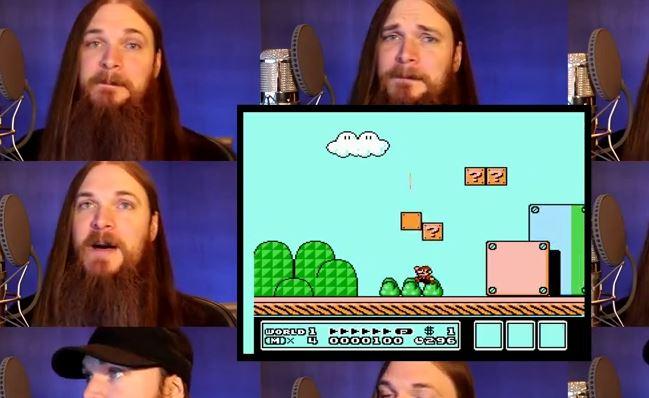 Super Mario Bros Video