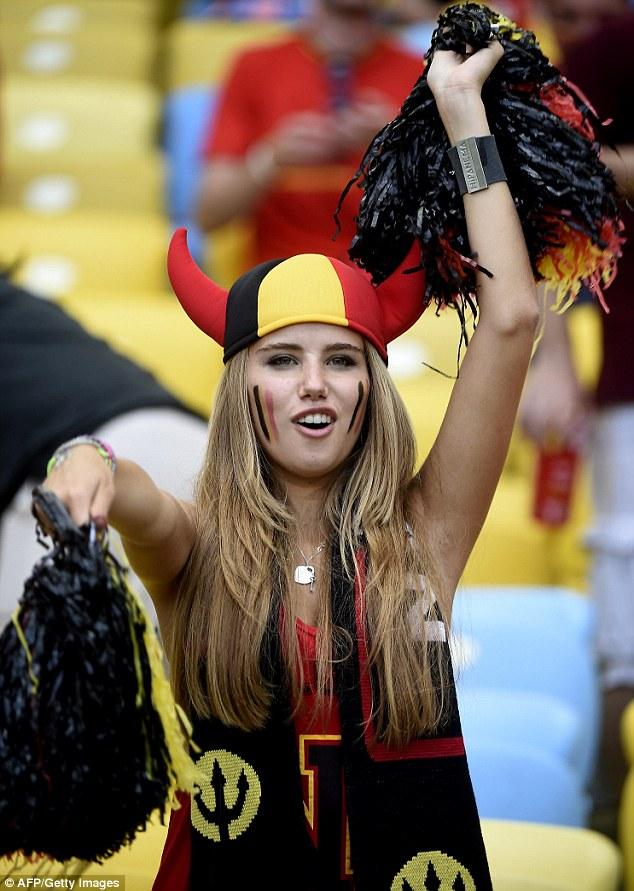 Belgian Fan 2