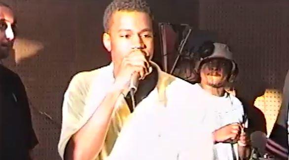 Kanye West 1996