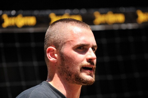 NBA All-Star Kevin Love Holds Press Conference In Times Square