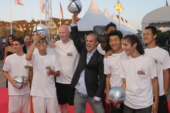 "31st Deauville Film Festival - Premiere for ""Goal"""