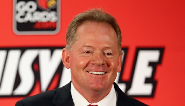 Bobby-Petrino-was-introduced-at-Louisville-Thursday-morning-Getty-Images