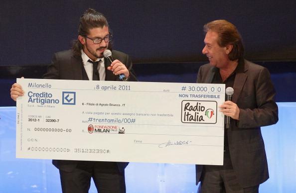 Gran Gala del Calcio Aic 2011 - Awards Ceremony