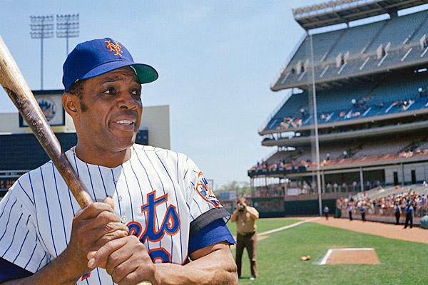 Willie Mays Mets