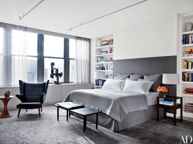 celebrity bedrooms.  10 Celebrity Bedrooms to Be Envious of
