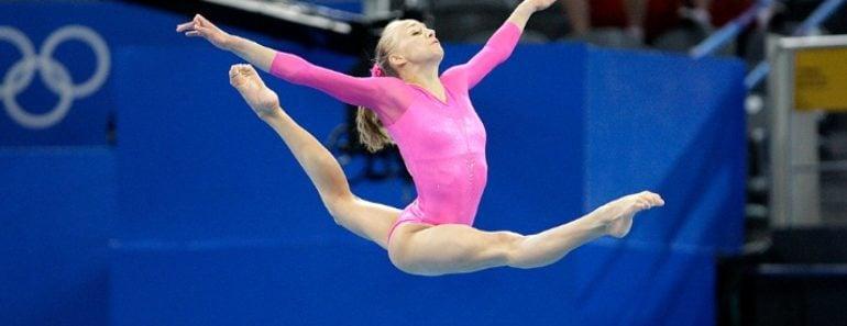 Nastia Liukin Gymnast