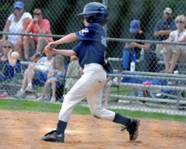 Hit Singles and Doubles but Also Swing for the Fences