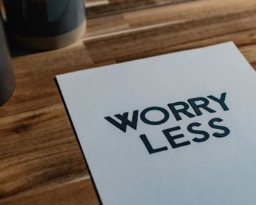 Worrying is Way more Tiring Than Working